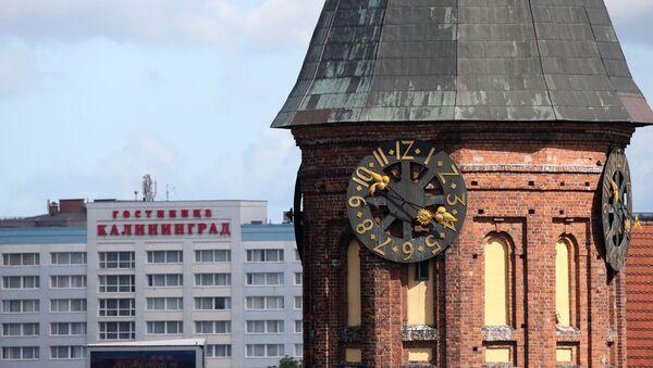 Katedra Matki Bożej i św. Wojciecha w Kaliningradzie - Sputnik Polska