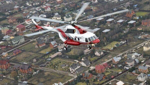 Śmigłowiec Mi-171A2 - Sputnik Polska