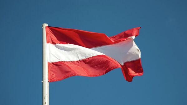 Flaga Austrii - Sputnik Polska