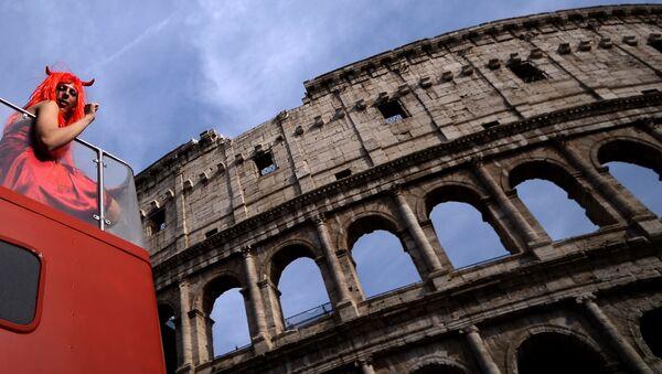 Koloseum, Rzym - Sputnik Polska