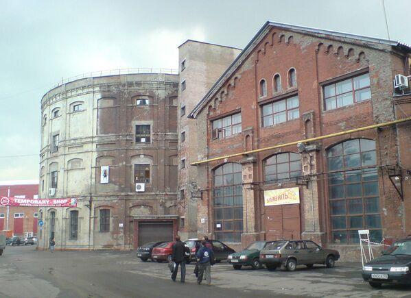 Moskiewska gazownia w 2009 roku - Sputnik Polska