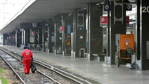 Dworzec Termini, Rzym - Sputnik Polska