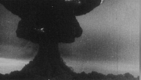 Pierwsza radziecka bomba atomowa - Sputnik Polska