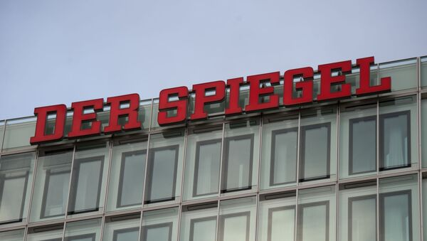 Siedziba niemieckiej gazety Spiegel - Sputnik Polska