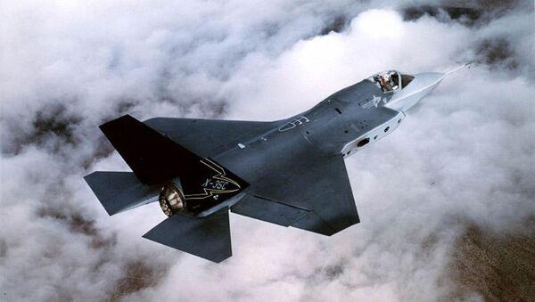 Myśliwiec F-35 - Sputnik Polska