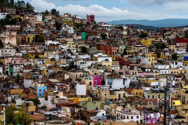 Zacatecas, Meksyk - Sputnik Polska