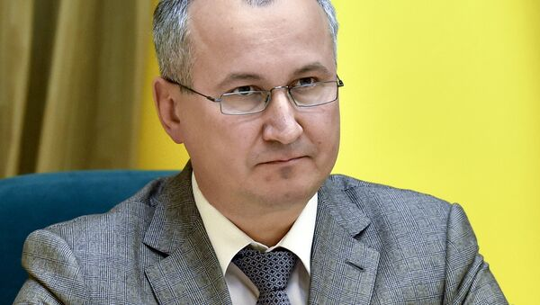 Szef Rady Bezpieczeństwa Ukrainy Wasilij Gricak - Sputnik Polska