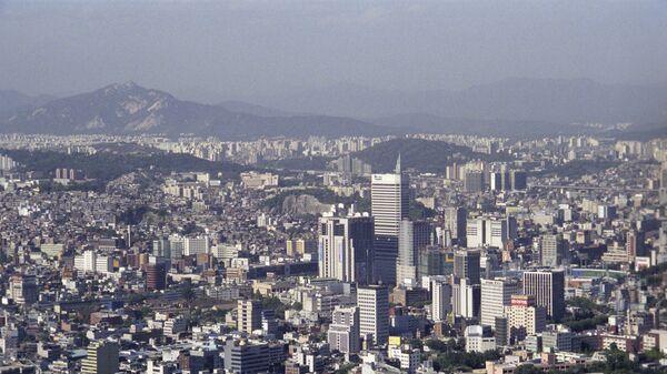 Seul, Korea Południowa - Sputnik Polska