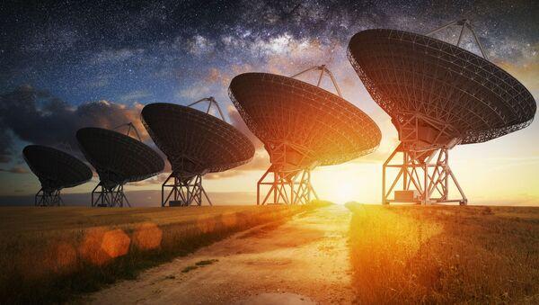 Radioteleskopy - Sputnik Polska