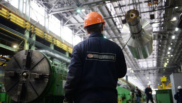 Rosyjski przemysł pokonał etap recesywny - Sputnik Polska