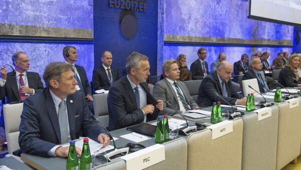 Nieoficjalne posiedzenie ministrów obrony i spraw zagranicznych UE w Tallinie - Sputnik Polska