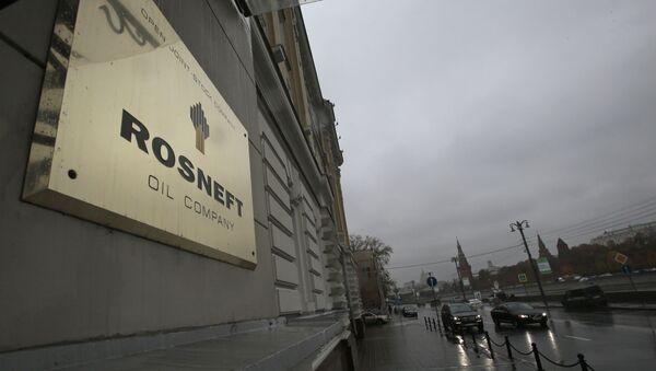 Siedziba Rosnieftu w Moskwie - Sputnik Polska