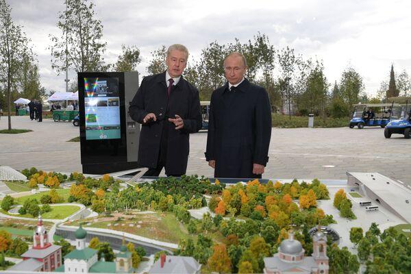 Putin obejrzał znaleziska archeologiczne. Niektóre z nich mają po 2-3 tysiące lat. - Sputnik Polska