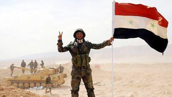 Armia syryjska odnosi nowe sukcesy w Dajr az-Zaur - Sputnik Polska