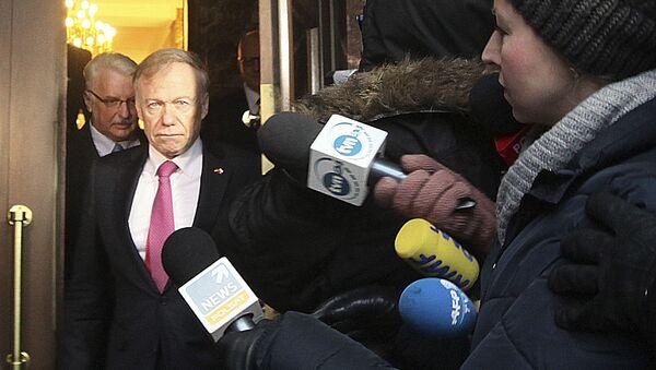 Ambasador Niemiec w Warszawie Rolf Nikel - Sputnik Polska