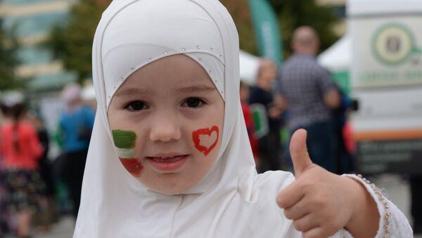 City Day celebrations in Grozny. (File) - Sputnik Polska