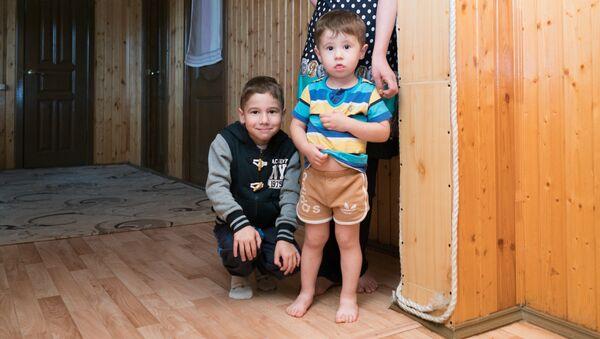 Dzieci o imionach Putin i Szojgu - Sputnik Polska