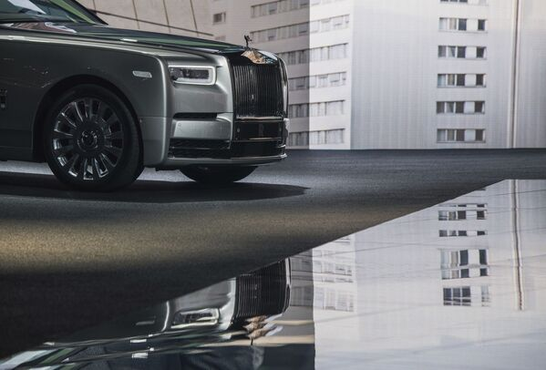 Rolls-Royce na Międzynarodowym Salonie Motoryzacyjnym we Frankfurcie - Sputnik Polska