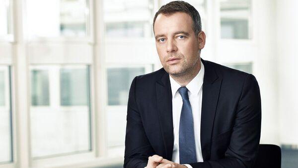Redaktor naczelny Focus Robert Schneider - Sputnik Polska