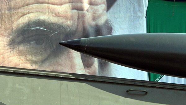 Iran stworzył 10-tonową bombę lotniczą - Sputnik Polska