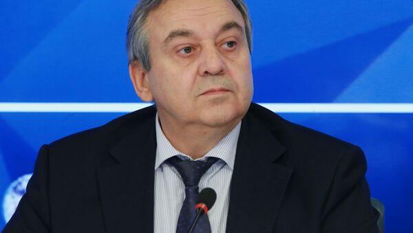 Wiceprzewodniczący Rady Ministrów Republiki Krymu Georgij Muradow - Sputnik Polska