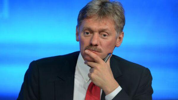 Rzecznik prasowy prezydenta Rosji Dmitrija Pieskowa - Sputnik Polska