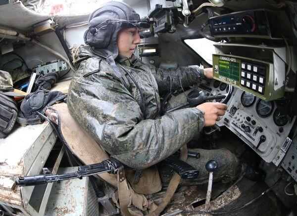 """Ćwiczenia wojskowe """"Zapad 2017"""" - Sputnik Polska"""