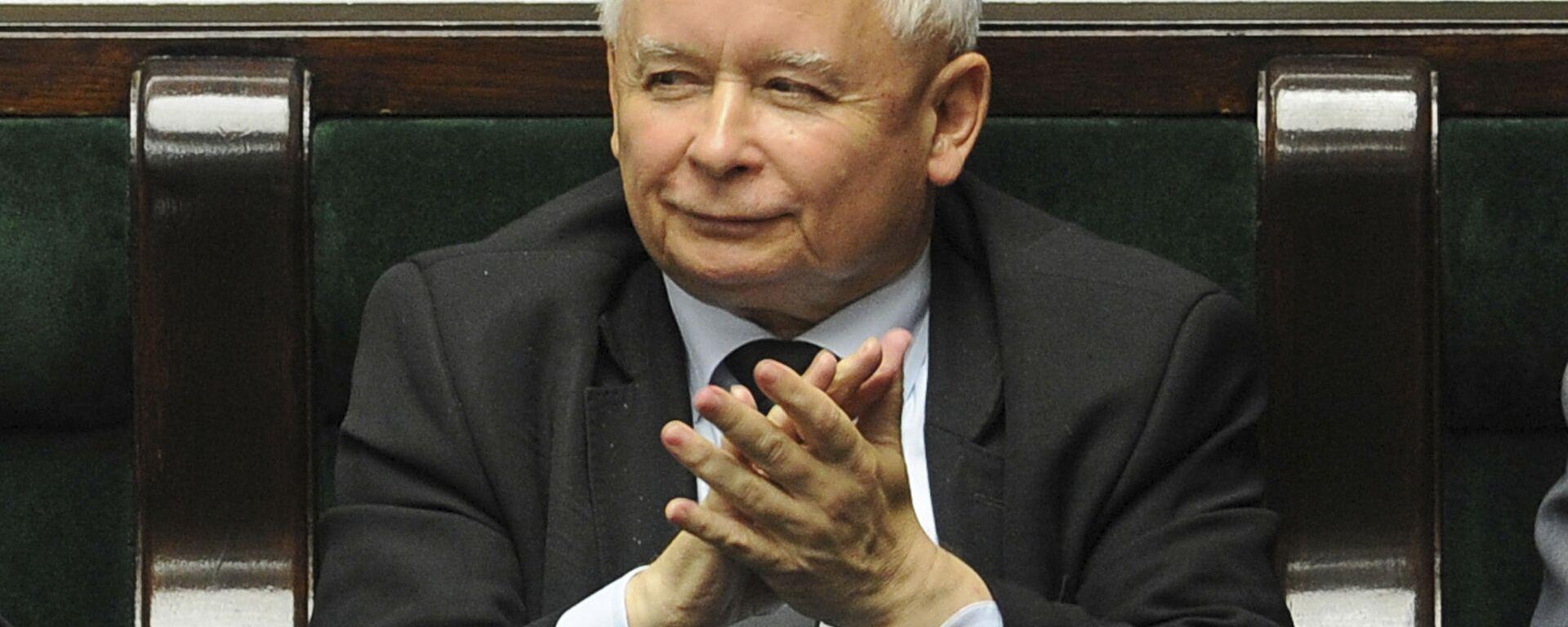 Jarosław Kaczyński - Sputnik Polska, 1920, 18.04.2021