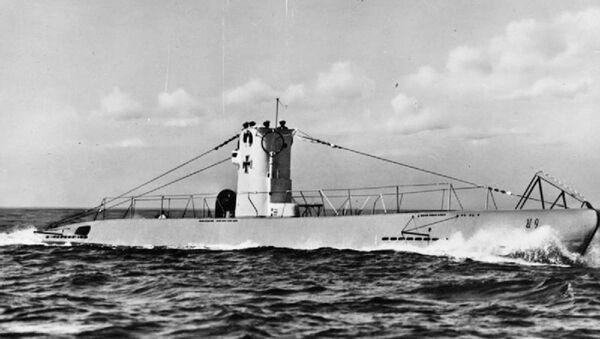 Niemiecki okręt podwodny U-9. Rok 1936 - Sputnik Polska
