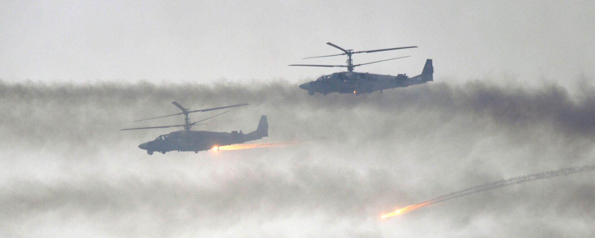 Rosyjsko-białoruskie ćwiczenia wojskowe Zapad 2017 w obwodzie mińskim - Sputnik Polska, 1920, 17.09.2021