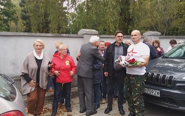 Pierwszy Rajd Przyjaźni Polsko - Rosyjskiej - Sputnik Polska