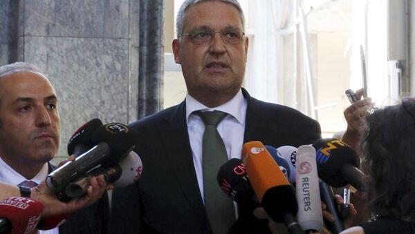 Sekretarz stanu MSZ Niemiec Markus Ederer - Sputnik Polska