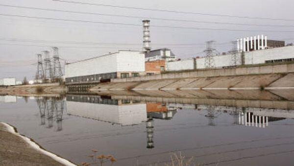 Czarnobylska Elektrownia Jądrowa - Sputnik Polska
