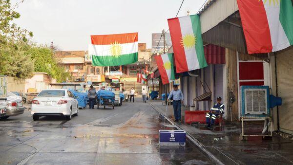 Irbil, stolica Kurdystanu - Sputnik Polska