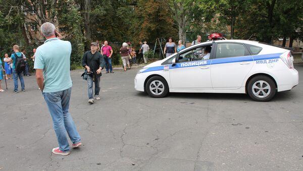 W Doniecku doszło do zamachu na ministra dochodów i poborów DRL - Sputnik Polska