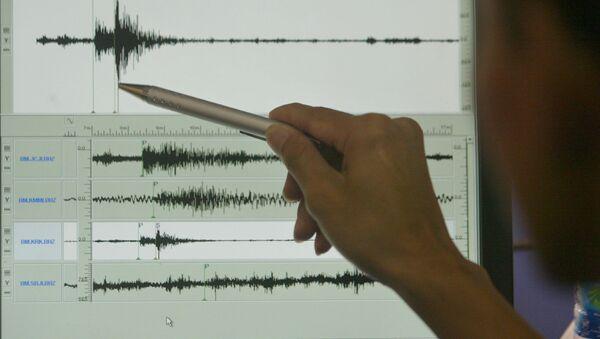 Trzęsienie ziemi - Sputnik Polska