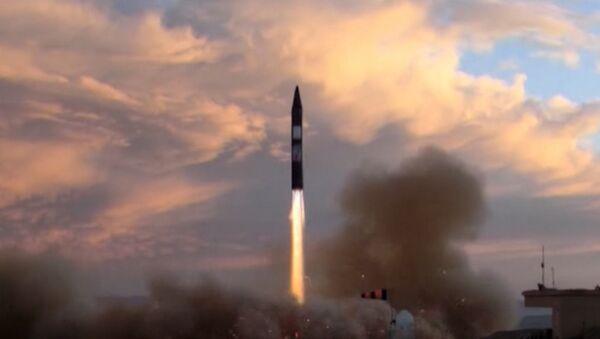 Iran przeprowadził testy rakiety balistycznej - Sputnik Polska
