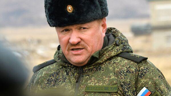 Generał Walerij Asapow - Sputnik Polska