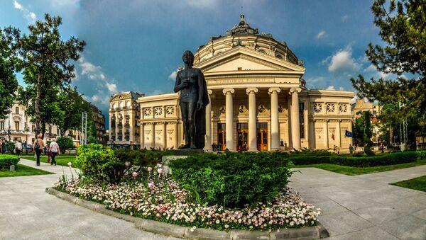 Bukareszt, Rumunia - Sputnik Polska