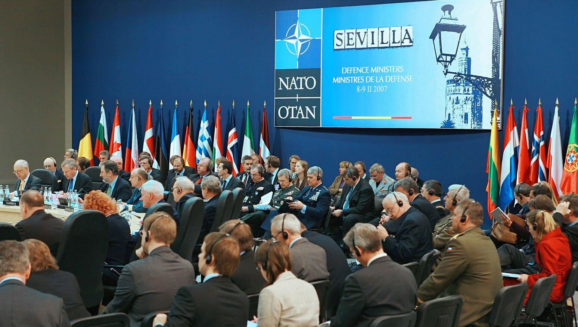 Nieformalne posiedzenie Rady Rosja-NATO - Sputnik Polska, 1920, 17.03.2021