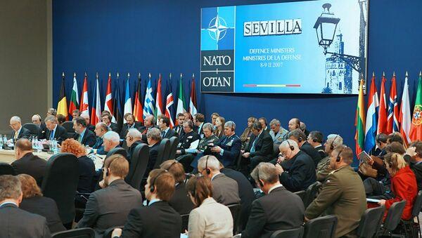 Nieformalne posiedzenie Rady Rosja-NATO - Sputnik Polska