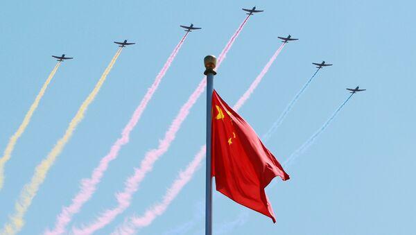 Chiny przygotowują się do wojny w kosmosie - Sputnik Polska
