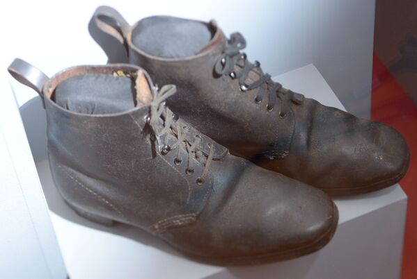 Buty do chodzenia po górach należące do Lenina - Sputnik Polska
