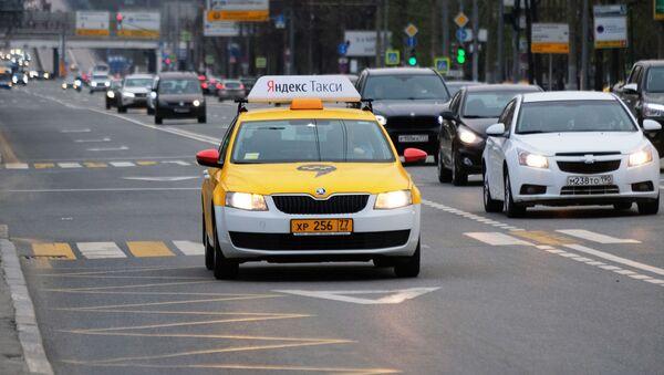 Yandex Taxi - Sputnik Polska