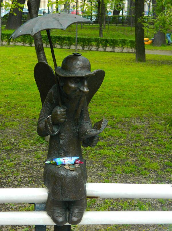 Anioł w parku - Sputnik Polska