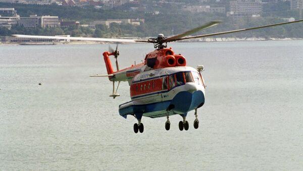 Wielozadaniowy samolot-amfibia Mi-14 - Sputnik Polska