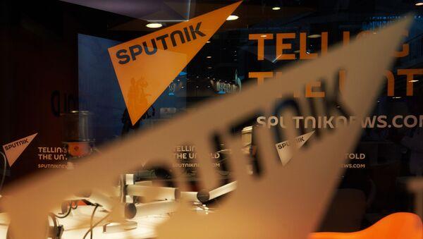 Sputnik na Petersburskim Międzynarodowym Forum Gospodarczym-2015 - Sputnik Polska