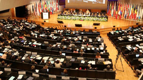 24. sesja Zgromadzenia Parlamentarnego OBWE w Helsinkach, Finlandia - Sputnik Polska