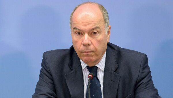 Minister spraw zagranicznych Brazylii Mauro Vieira - Sputnik Polska