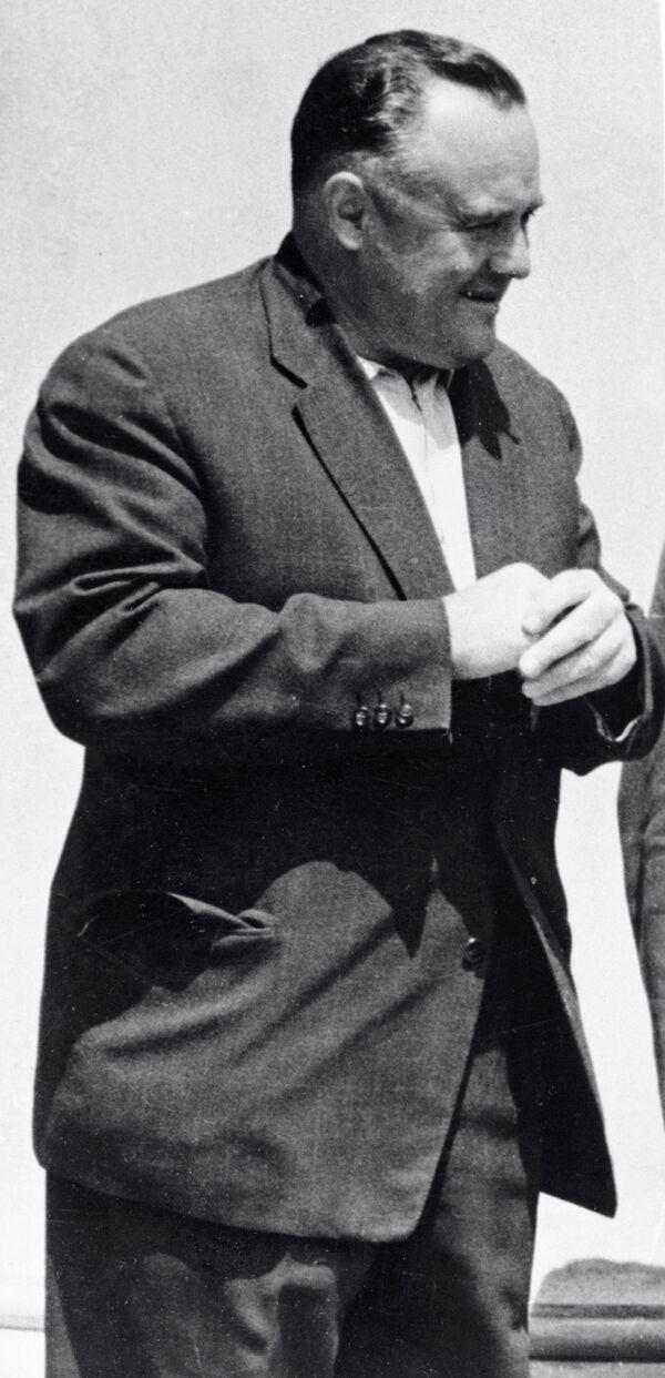 Generalny konstruktor rakietowo-kosmicznego przemysłu ZSRR Siergiej Pawłowicz Korolow - Sputnik Polska